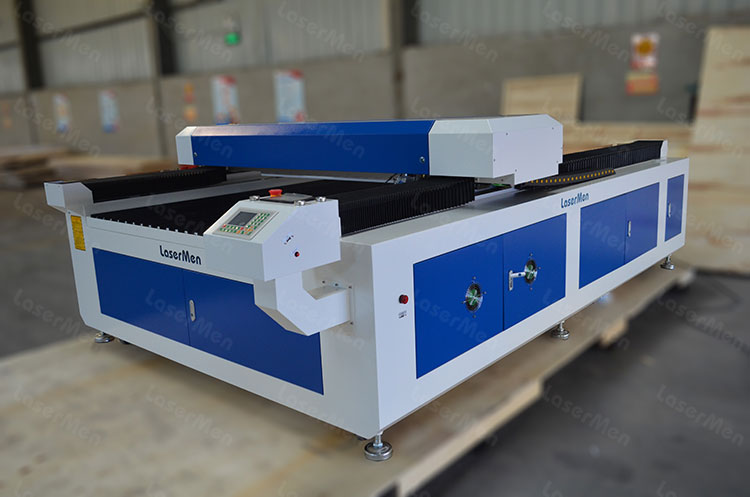 1325 mixed laser cutting machine